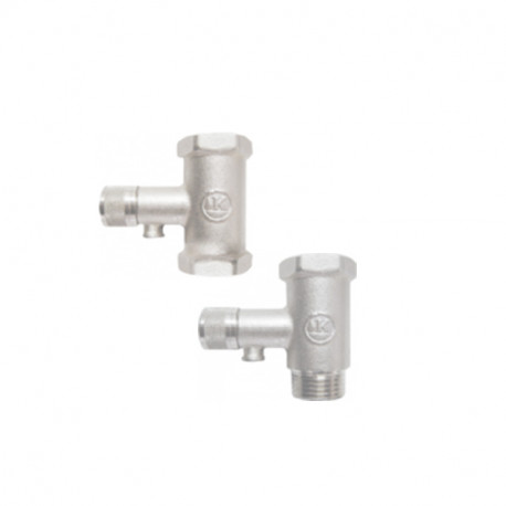 Sigurnosni ventil (Ž+Ž, M+Ž)