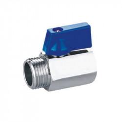 Kugla ventil mini - Plavi